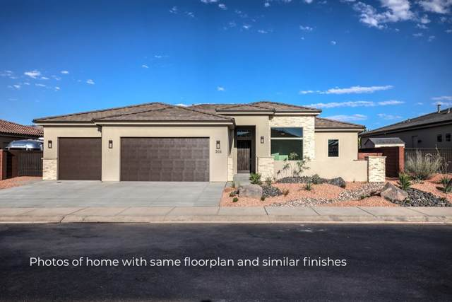 479 W Saguaro Way Lot 36, Ivins, UT 84738 (MLS #20-214994) :: Diamond Group