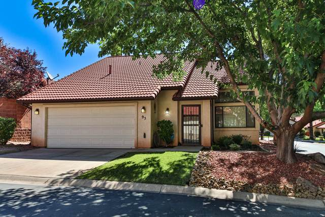 301 S 1200 E #95, St George, UT 84790 (MLS #20-215018) :: Red Stone Realty Team