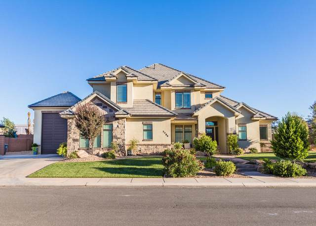 2286 E Pastur Dr, St George, UT 84790 (MLS #20-215025) :: Red Stone Realty Team