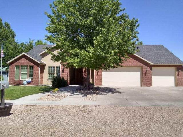 370 N 300 W, Fillmore, UT 84631 (MLS #20-215038) :: The Real Estate Collective