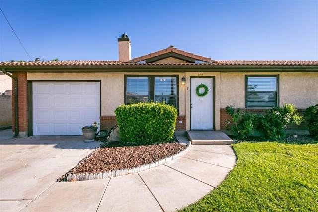 240 W 200 S #1, St George, UT 84770 (MLS #20-215051) :: The Real Estate Collective