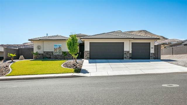 3592 Rimrunner Dr, St George, UT 84790 (MLS #20-215057) :: Red Stone Realty Team