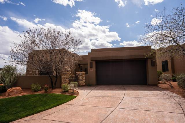 2139 W Cougar Rock #137, St George, UT 84770 (MLS #20-215072) :: The Real Estate Collective