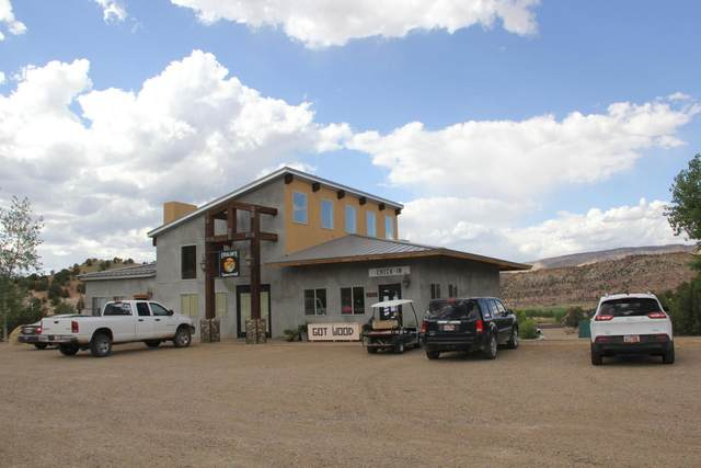 680 W Main (Rv Park) St, Escalante, UT 84726 (MLS #20-215089) :: Team SURGE @ KW St. George