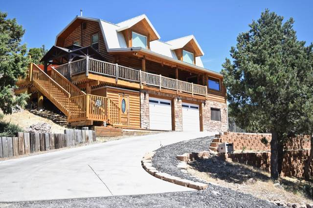243 N Butch Cassidy Trail, Central, UT 84722 (MLS #20-215179) :: Team SURGE @ KW St. George