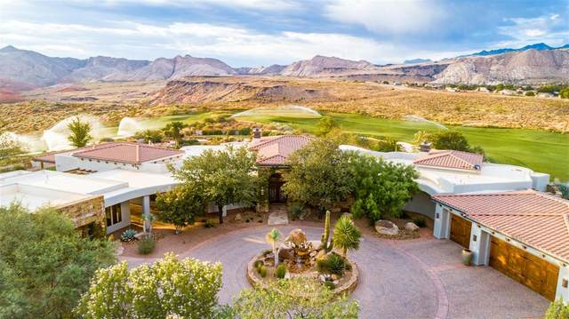 2110 W Long Sky Dr, St George, UT 84770 (MLS #20-215427) :: The Real Estate Collective
