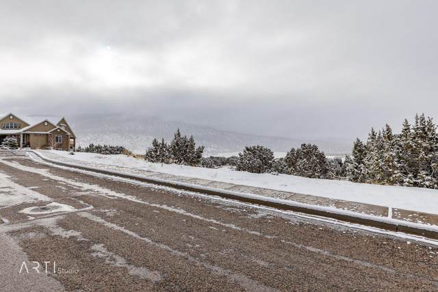 2753 W Eagle Ridge Loop #17, Cedar City, UT 84720 (MLS #20-215466) :: Team SURGE @ KW St. George