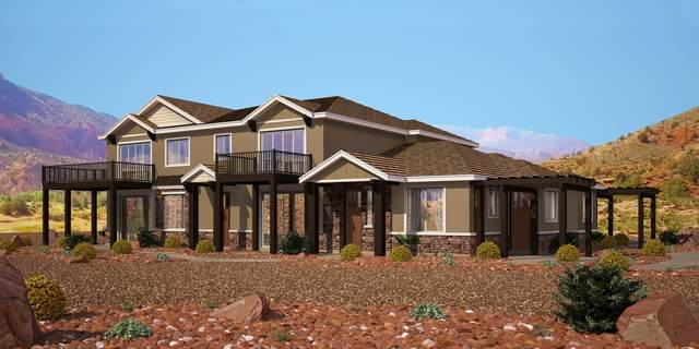 115 Trapper Circle D, Springdale, UT 84767 (MLS #20-215517) :: Team SURGE @ KW St. George