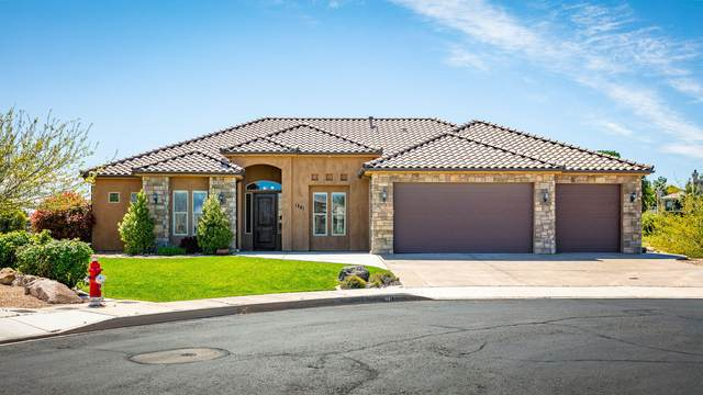 1881 Pikes Dr, St George, UT 84770 (MLS #20-215569) :: Red Stone Realty Team