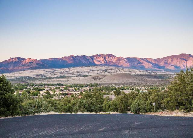 427 N Pinion Hills Dr, Dammeron Valley, UT 84783 (MLS #20-215607) :: Diamond Group
