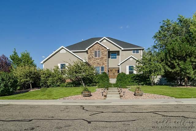 5126 Mountain View Cir, Cedar City, UT 84721 (MLS #20-215637) :: Red Stone Realty Team