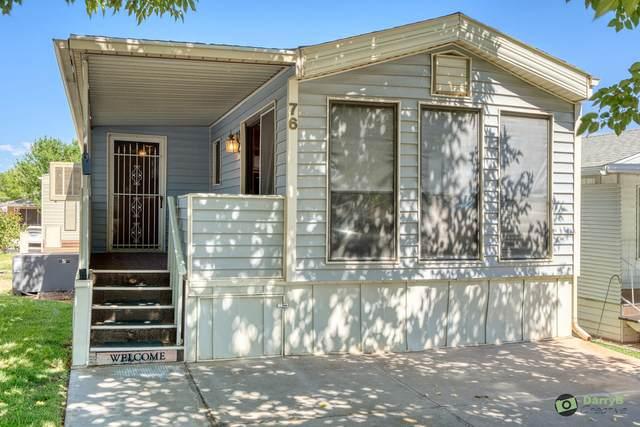 1150 W Red Hills Parkway #76, Washington, UT 84780 (MLS #20-215641) :: Staheli Real Estate Group LLC