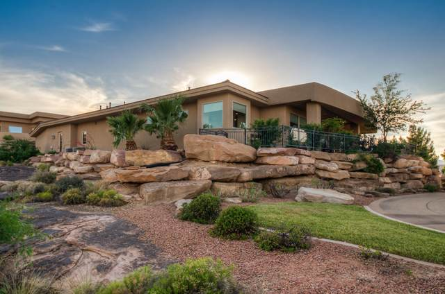 1749 Paragon Dr, St George, UT 84790 (MLS #20-215664) :: Langston-Shaw Realty Group