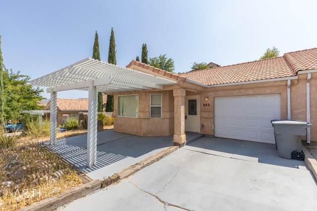 642 N 220 W, La Verkin, UT 84745 (MLS #20-215667) :: The Real Estate Collective