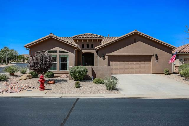 4168 S Ambassador Dr, St George, UT 84790 (MLS #20-215682) :: The Real Estate Collective