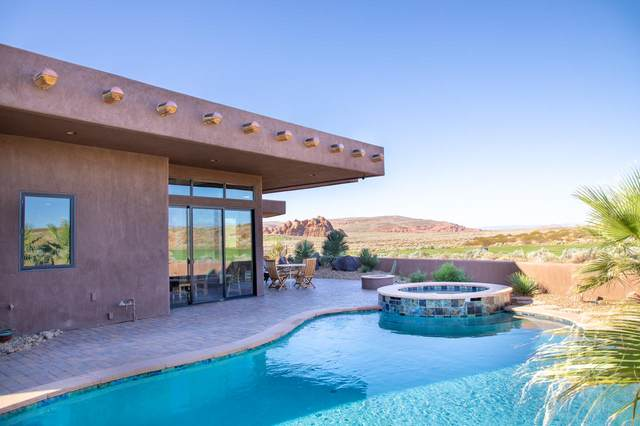 3202 S Sandstone Dr, Hurricane, UT 84737 (MLS #20-215734) :: The Real Estate Collective