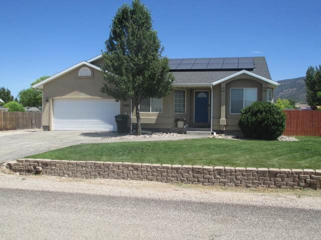 4562 N Oregon Trail, Enoch, UT 84721 (MLS #20-215736) :: Red Stone Realty Team