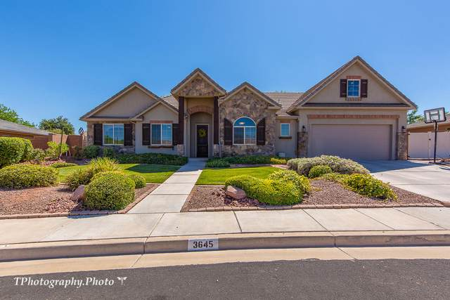 3645 Sagebrush Dr, Santa Clara, UT 84765 (MLS #20-215766) :: Staheli Real Estate Group LLC
