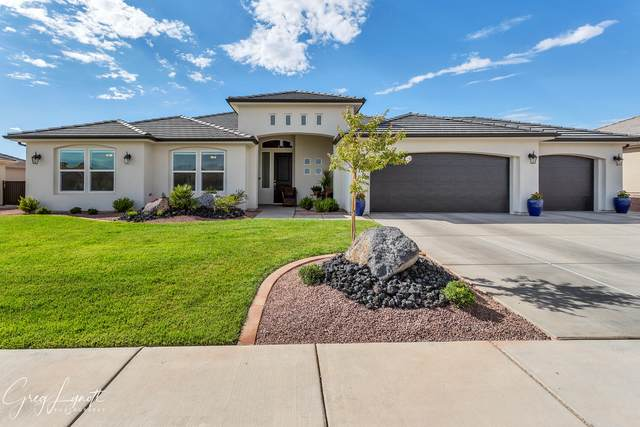 1613 Wolf Hole Dr, St George, UT 84790 (MLS #20-215784) :: The Real Estate Collective