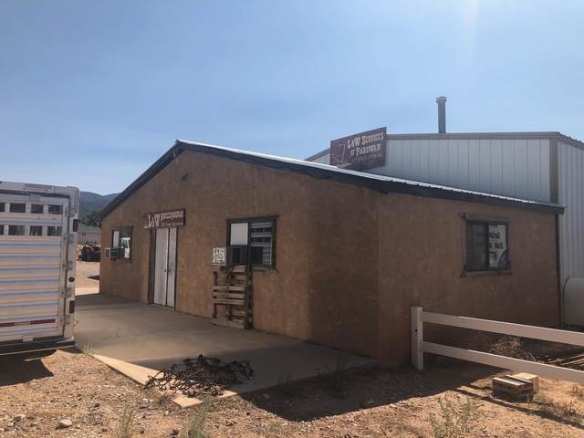 575 N Main St, Parowan, UT 84761 (MLS #20-215796) :: Red Stone Realty Team
