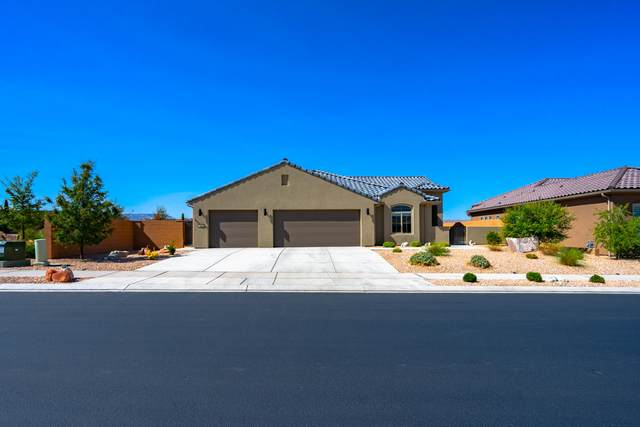 1163 W Blue Wren Dr, St George, UT 84790 (MLS #20-215798) :: The Real Estate Collective