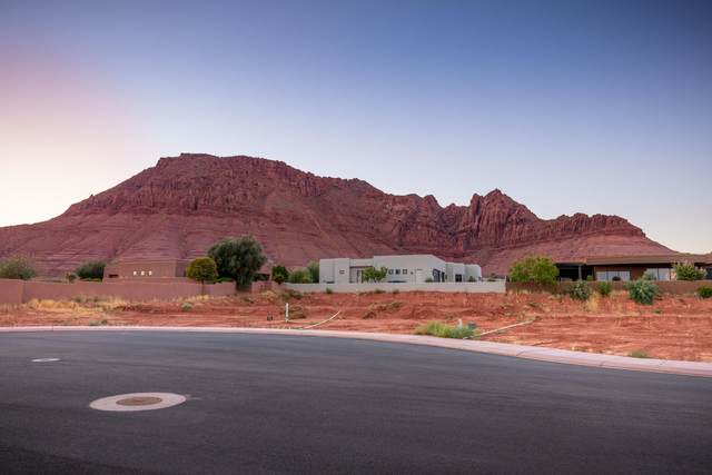 Lot 202 Palisades At Snow Canyon Parkway #205, Ivins, UT 84738 (MLS #20-215802) :: The Real Estate Collective