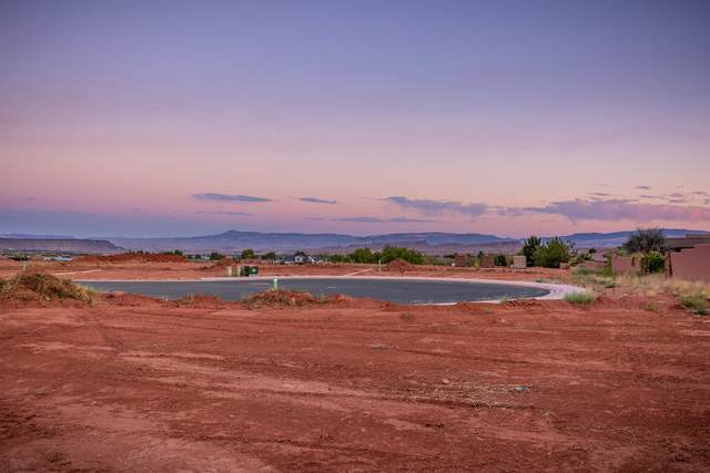Lot 206 Palisades At Snow Canyon Parkway, Ivins, UT 84738 (MLS #20-215804) :: The Real Estate Collective