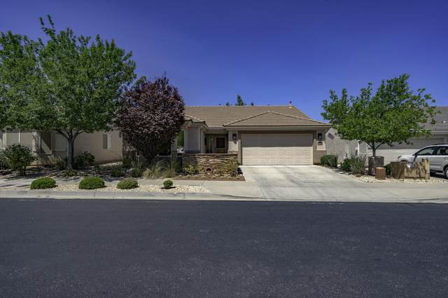 4522 Peaceful River Dr, St George, UT 84790 (MLS #20-215808) :: The Real Estate Collective