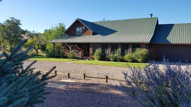 1230 Homestead Dr W, Dammeron Valley, UT 84783 (MLS #20-215809) :: The Real Estate Collective