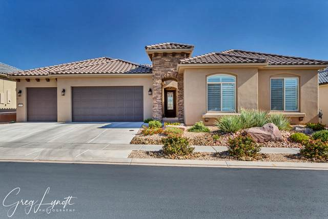 1494 W Grapevine Dr, St George, UT 84790 (MLS #20-215811) :: The Real Estate Collective
