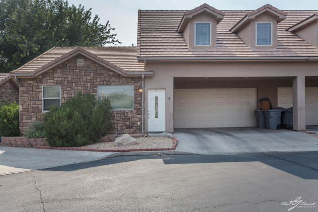 449 W 500 N #6, St George, UT 84770 (MLS #20-215814) :: The Real Estate Collective