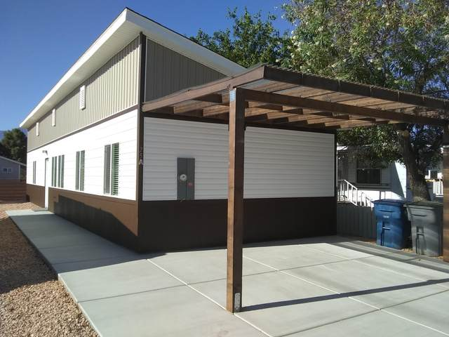 4400 W State St 75A, Hurricane, UT 84737 (MLS #20-215815) :: The Real Estate Collective