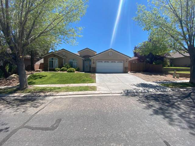 626 E 3470, St George, UT 84790 (MLS #20-215826) :: Langston-Shaw Realty Group
