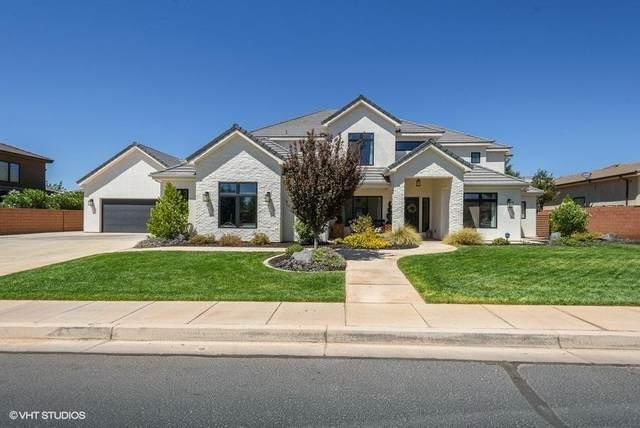 2489 E Crimson Ridge Dr, St George, UT 84790 (MLS #20-215829) :: Staheli Real Estate Group LLC