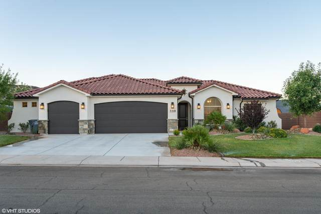 3319 W 2570 S, Hurricane, UT 84737 (MLS #20-215837) :: Staheli Real Estate Group LLC