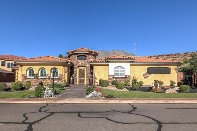 1846 S 2740 E, St George, UT 84790 (MLS #20-215841) :: Diamond Group
