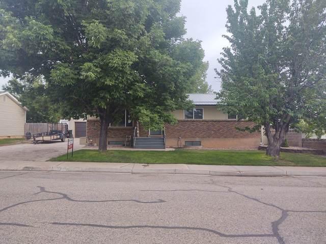 281 W 1725 N, Cedar City, UT 84721 (MLS #20-215850) :: Diamond Group