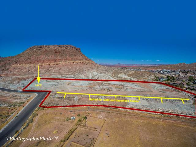 1050 S Seminole Way, Washington, UT 84780 (MLS #20-215873) :: Selldixie