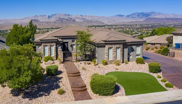 1967 N Cascade Canyon Dr, St George, UT 84770 (MLS #20-215943) :: Diamond Group