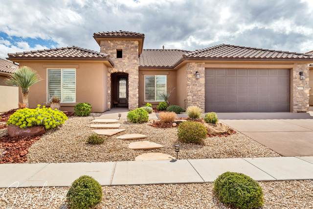 1449 W Morane Manor Dr, St George, UT 84790 (MLS #20-215967) :: Langston-Shaw Realty Group