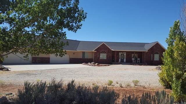 2536 S Badger Way, New Harmony, UT 84757 (MLS #20-215977) :: Diamond Group