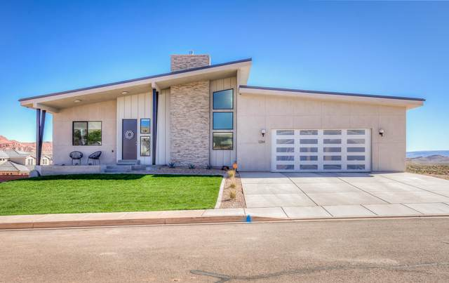 1284 E Nazareth, Washington, UT 84780 (MLS #20-215979) :: Diamond Group