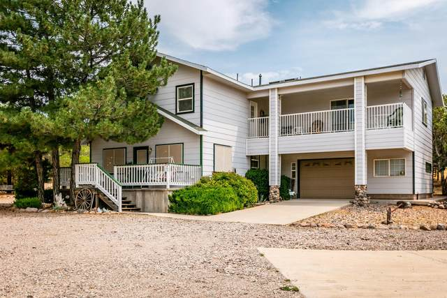 291 N Pinion Cir, Central, UT 84722 (MLS #20-216054) :: Team SURGE @ KW St. George