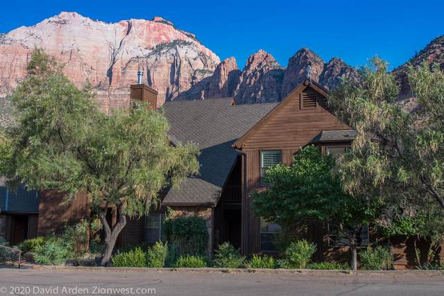 88 Stone Mountain #202, Springdale, UT 84767 (MLS #20-216076) :: The Real Estate Collective