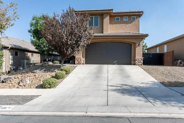 726 W 400 N, Hurricane, UT 84737 (MLS #20-216198) :: Red Stone Realty Team