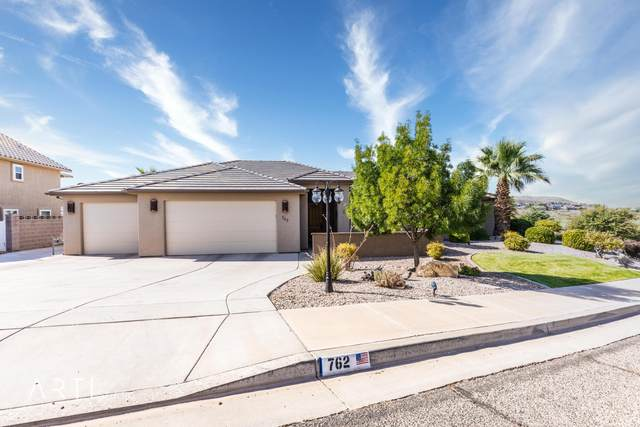762 St James Ln, St George, UT 84790 (MLS #20-216200) :: Langston-Shaw Realty Group