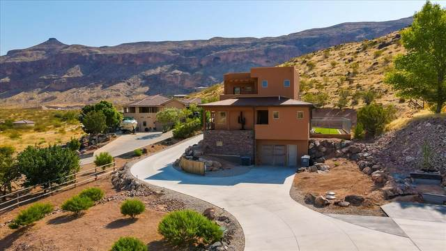 3335 S 1100 W, Hurricane, UT 84737 (MLS #20-216206) :: Red Stone Realty Team