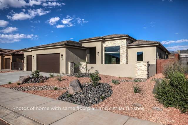 528 W Ocotillo Way Lot 7, Ivins, UT 84738 (MLS #20-216276) :: Diamond Group