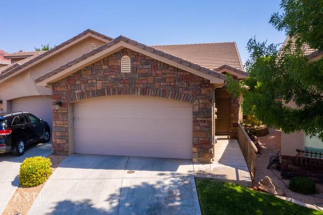70 W 100 S, Ivins, UT 84738 (MLS #20-216282) :: Diamond Group