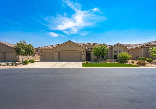 1569 W Bonita Bay Cir, St George, UT 84790 (MLS #20-216293) :: Langston-Shaw Realty Group
